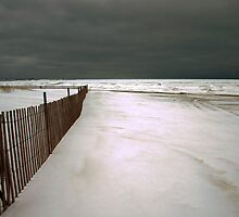 Winter storm approaching by Erin Fitzgibbon