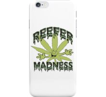 Reefer Madness iPhone Case/Skin
