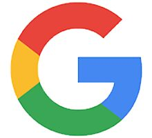 Google G Photographic Print