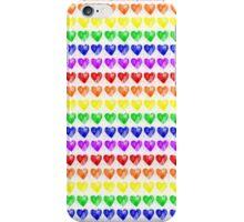 Rainbow Love iPhone Case/Skin