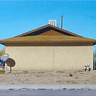 Twentynine Palms House by Michael Ward