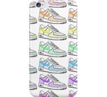 Rainbow Sports Shoe iPhone Case/Skin