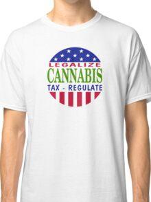 Legalize Cannabis Classic T-Shirt