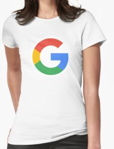 Google G Womens Fitted T-Shirt