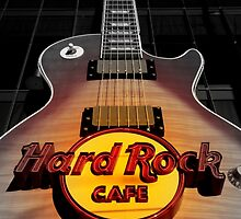 Hard Rock Cafe by artisandelimage