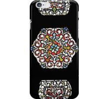 Stained Glass At The Poem iPhone Case/Skin