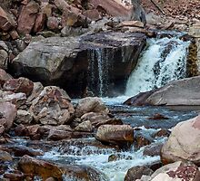 South Boulder Creek by mikeyputtsphoto