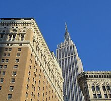 Empire State Building by Patricia127