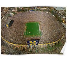 The Big House - Ann Arbor Poster