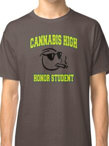 Cannabis High Classic T-Shirt