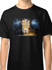 Doctor Who - Tennant & Smith  Classic T-Shirt