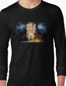 Doctor Who - Tennant & Smith  Long Sleeve T-Shirt