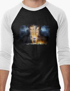 Doctor Who - Tennant & Smith  Men's Baseball ¾ T-Shirt