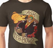 Ask-The-Bowz 1st anniversary design-Jacket Unisex T-Shirt