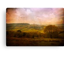 Devonshire Canvas Print