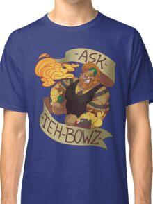 Ask-The-Bowz 1st anniversary design-Tank Classic T-Shirt