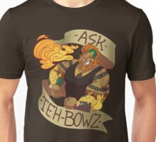 Ask-The-Bowz 1st anniversary design-Tank Unisex T-Shirt