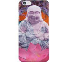 Buddhism Zen iPhone Case/Skin