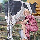 Prairie Rose by Peggy Selander