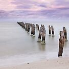 Clifton Springs Jetty by chrisvsworld