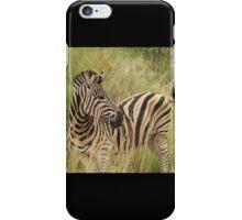 in the grass iPhone Case/Skin