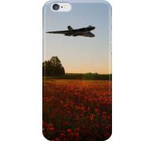 Bomber Sundown iPhone Case/Skin