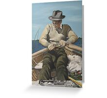 Fishing in the Gene Pool II Greeting Card