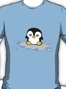 Penguin geek funny nerd T-Shirt