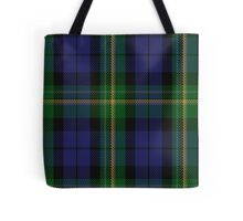 00022 Paterson (Dalgleish Version) Family Tartan  Tote Bag