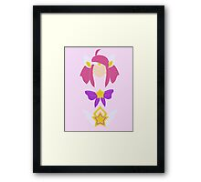 Star Guardian Lux - League of Legends Framed Print