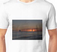 Sunset on Water Unisex T-Shirt