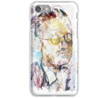 James Joyce Portrait iPhone Case/Skin