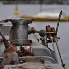 On the docks - Ulladulla Harbour by truearts