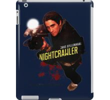 Nightcrawler - use zoom and steady hands iPad Case/Skin