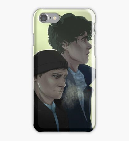 On The Case iPhone Case/Skin