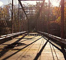 Abandoned Bridge by KathrynSylor