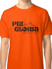 Piz Gloria - allergy research institute (worn look) Classic T-Shirt