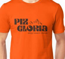 Piz Gloria - allergy research institute (worn look) Unisex T-Shirt