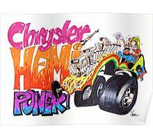 HEMI POWER Poster