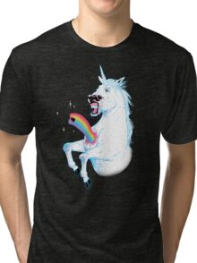 Rainbowburster Tri-blend T-Shirt
