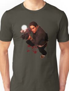 Lou Bloom - Nightcrawler Unisex T-Shirt