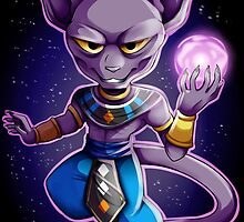 Lord Beerus by sweetochii