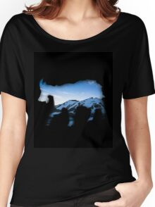Exposure Goat Women's Relaxed Fit T-Shirt