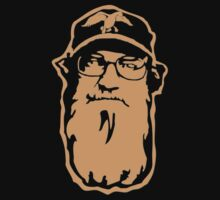 Duck Dynasty Uncle Si Robertson Baby Tee