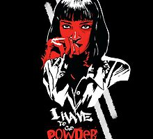 Pulp Fiction - Mia Wallace by Gait44