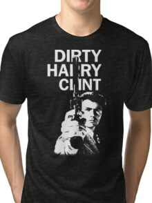 Dirty Harry Clint Tri-blend T-Shirt