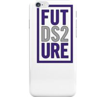 FUTURE New Album - DS2 (Dirty Sprite 2) Typography iPhone Case/Skin