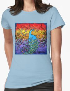 Enchantment Womens Fitted T-Shirt