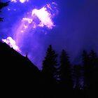 Mountain Sky by DZINE