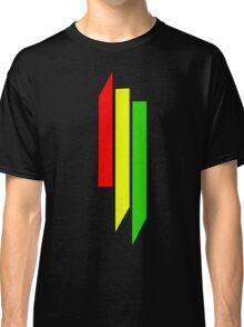 Skrillex Rasta Logo Classic T-Shirt